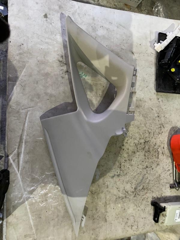 Пластик салона Nissan Sylphy TB17 MRA8DE 2013 задний левый (б/у)