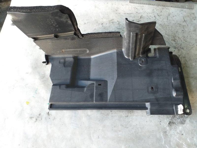 Защита радиатора Nissan Sylphy TB17 MRA8DE 2013 передняя правая (б/у)