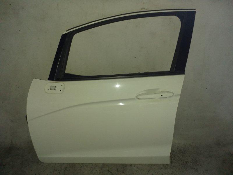 Дверь боковая Honda Fit GP6 LEB 2014 передняя левая (б/у)