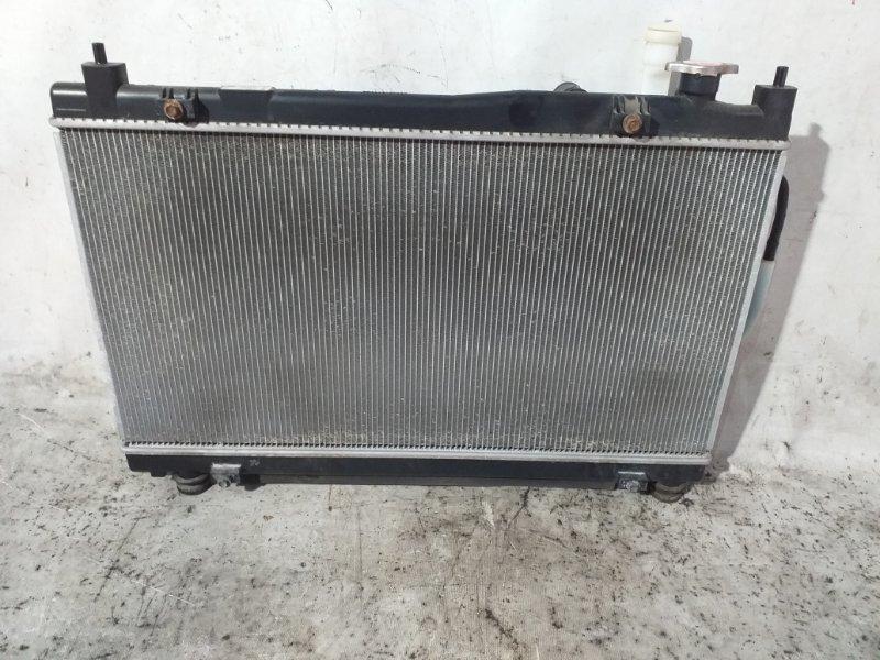 Радиатор двс Honda Fit GP6 LEB 2014 (б/у)