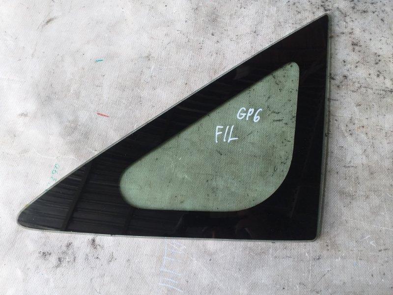 Стекло Honda Fit GP6 LEB 2014 переднее левое (б/у)