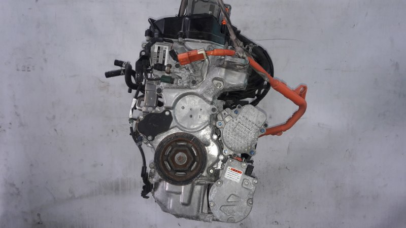 Двигатель Honda Fit GP6 LEB 2014 (б/у)
