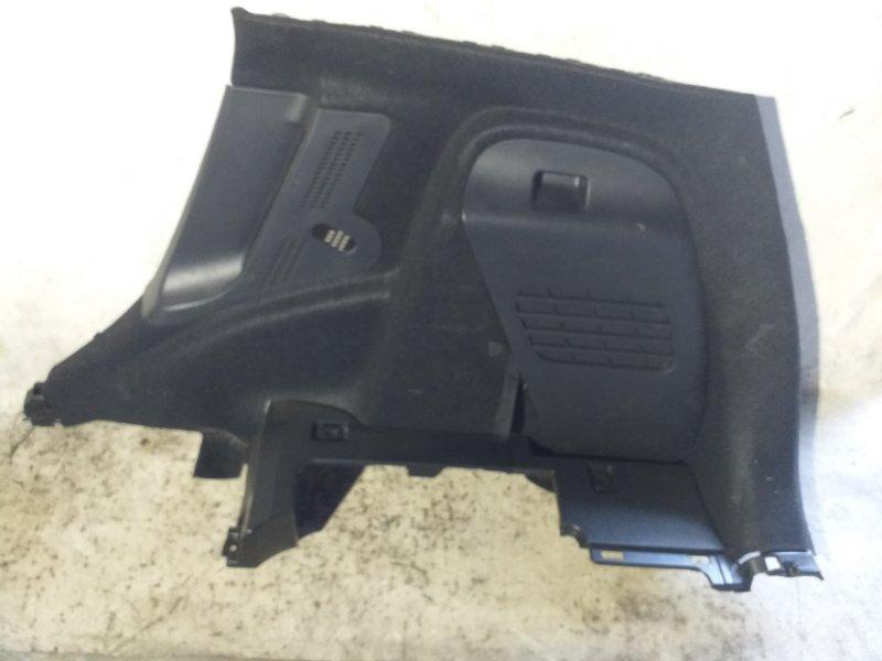 Обшивка багажника Honda Fit GP6 LEB 2014 задняя правая (б/у)