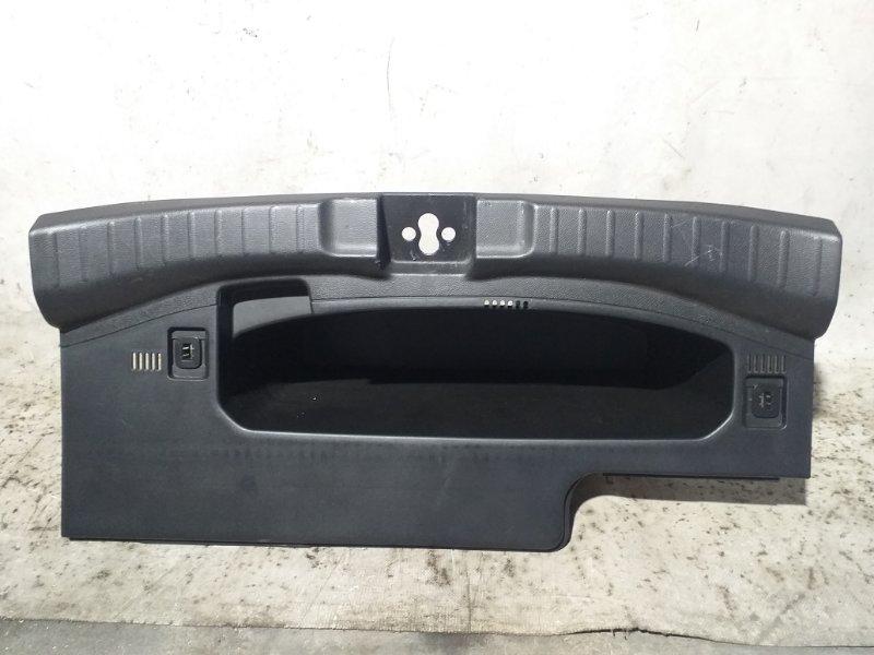 Пластик петли багажника Honda Fit GP6 LEB 2014 задний (б/у)