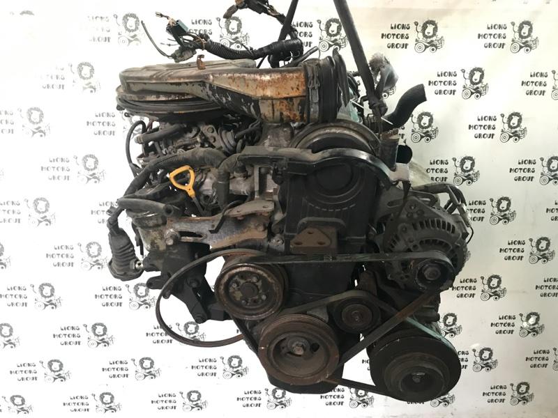 двигатель TOYOTA SPRINTER 4A8409511 куз. AE92 двг. 4AFE