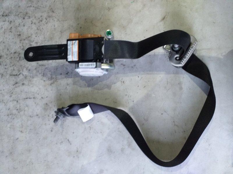 Ремень безопасности Honda Fit GP6 LEB 2014 передний правый (б/у)