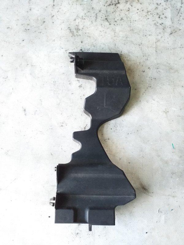 Защита радиатора Honda Fit GP6 LEB 2014 передняя левая (б/у)