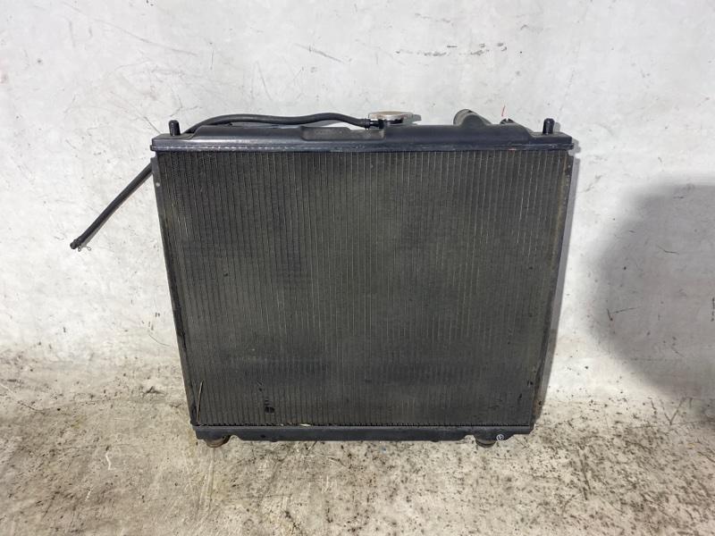 Радиатор двс Mitsubishi Pajero V46W 4M40 1996 (б/у)