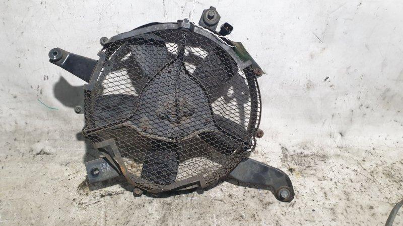 Вентилятор радиатора кондиционера Mitsubishi Pajero V46W 4M40 1996 (б/у)