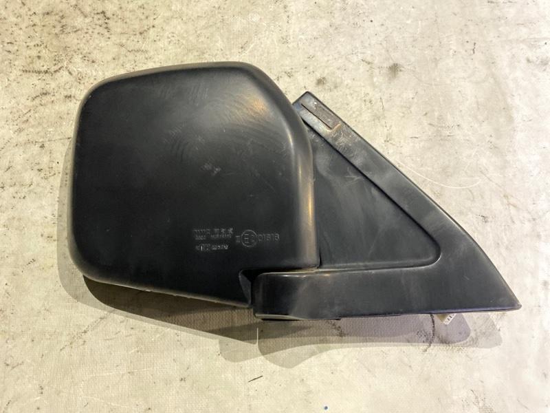 Зеркало Mitsubishi Pajero V46W 4M40 1996 переднее правое (б/у)