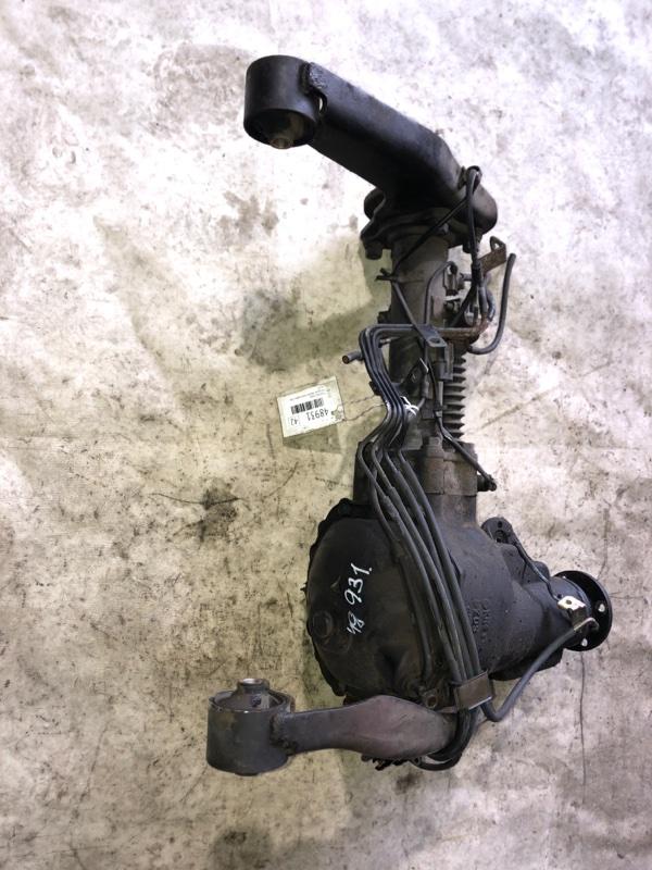 Редуктор Mitsubishi Pajero V46W 4M40 1996 передний (б/у)