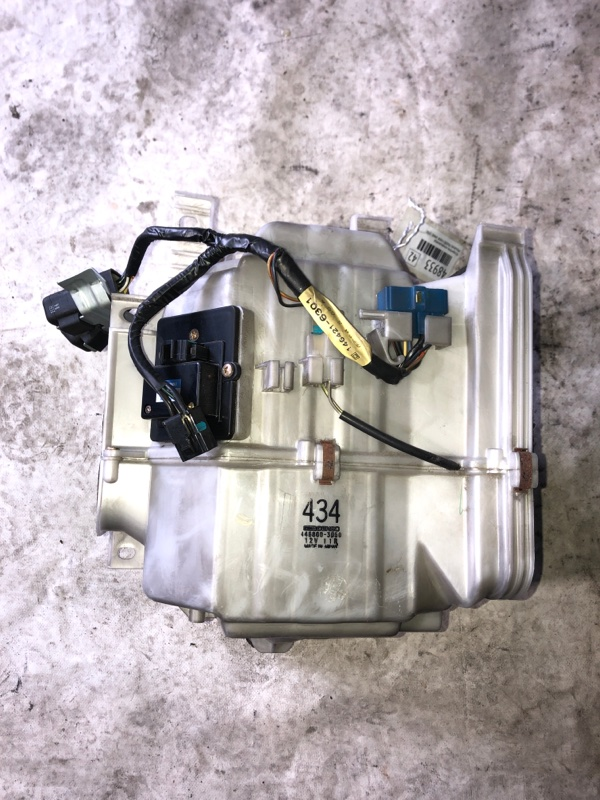 Испаритель кондиционера Mitsubishi Pajero V46W 4M40 1996 (б/у)