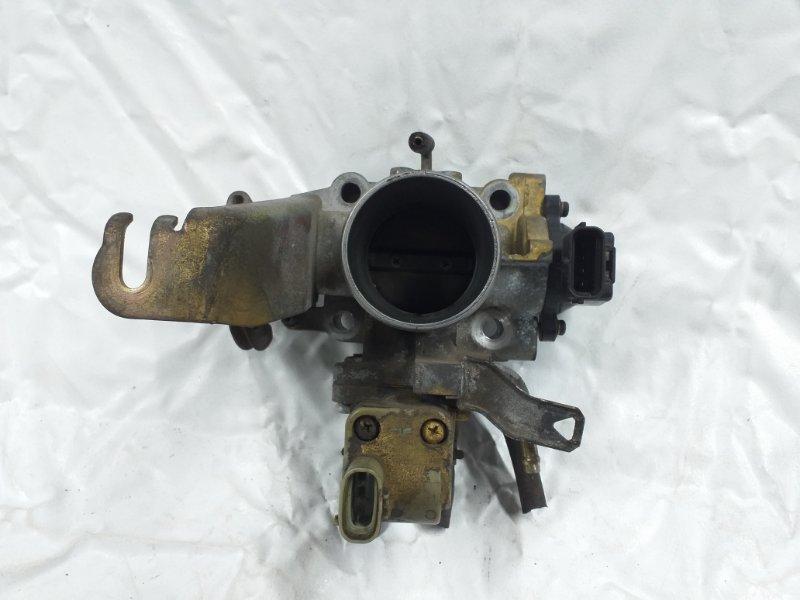 Дроссельная заслонка Toyota Corsa EL53 5E-FE (б/у)