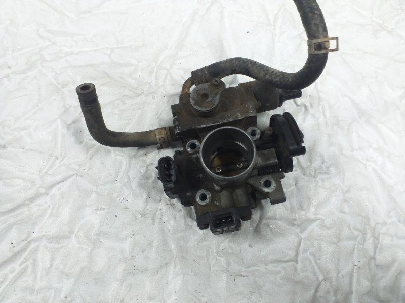 Дроссельная заслонка Suzuki Jimny JB23 K6A-T (б/у)