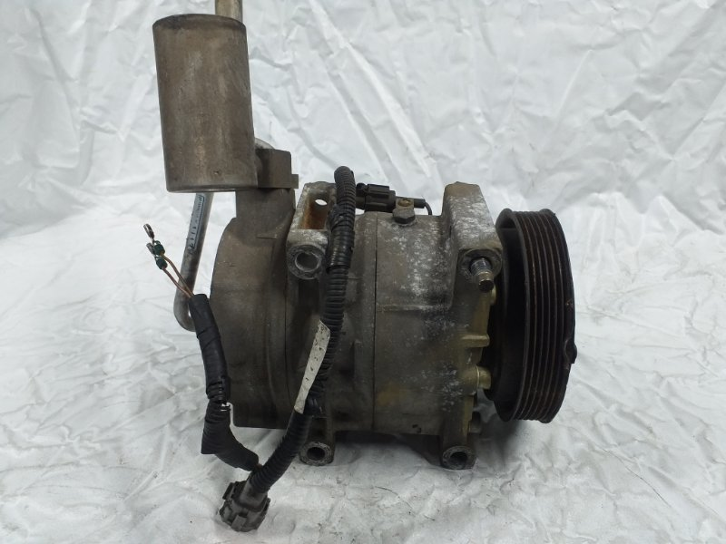 Компрессор кондиционера Nissan Cefiro A32 VQ20 (б/у)