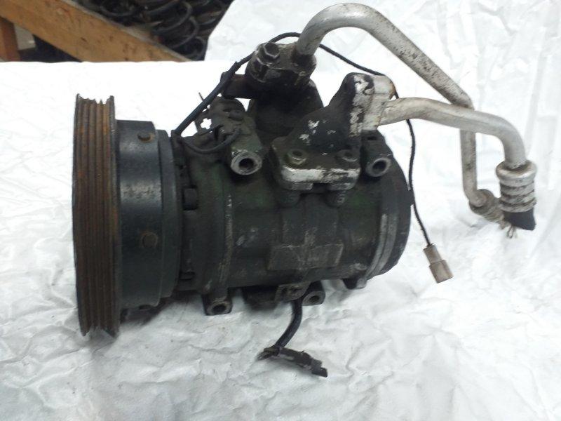 Компрессор кондиционера Toyota Corsa EL53 5E-FE (б/у)