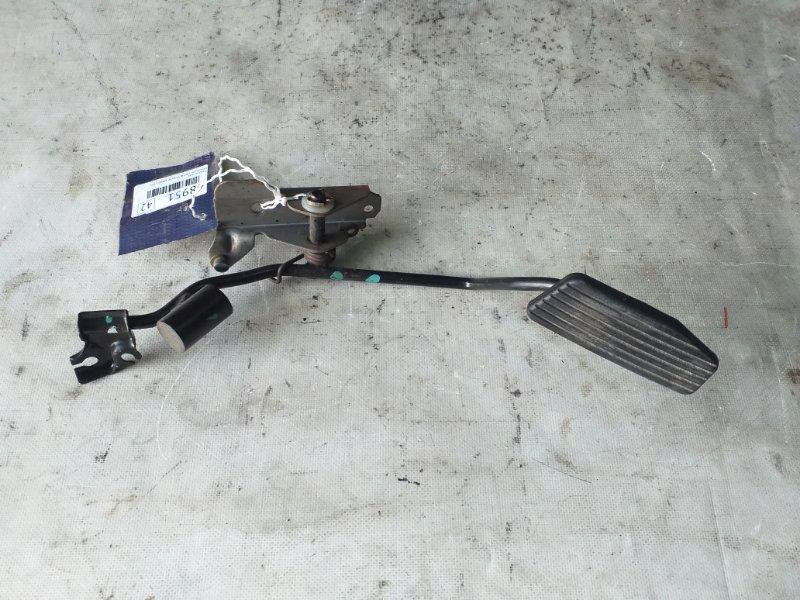 Педаль газа Mitsubishi Pajero V46W 4M40 1996 (б/у)