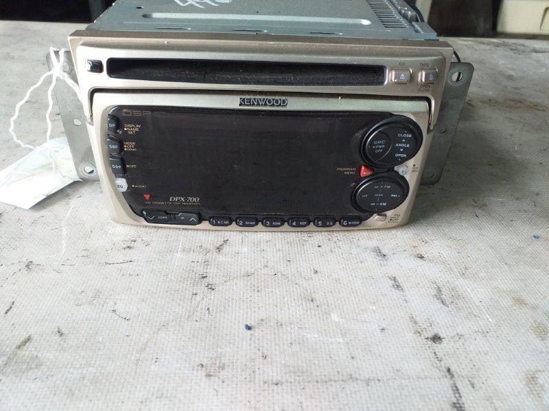Магнитофон Mitsubishi Pajero V46W 4M40 1996 (б/у)