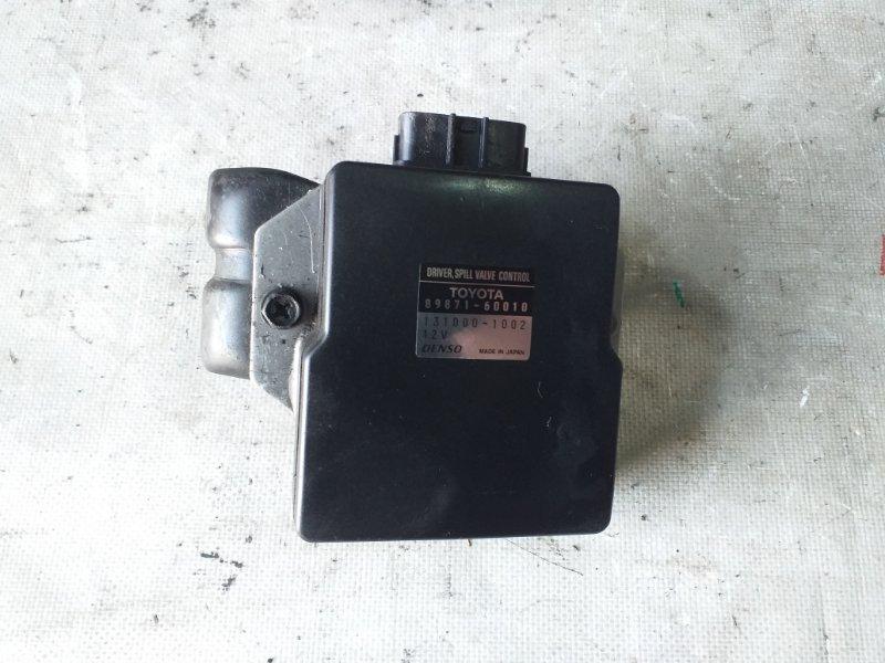Блок управления инжекторами Toyota Land Cruiser HDJ101 1HDFTE 2001.04 (б/у)
