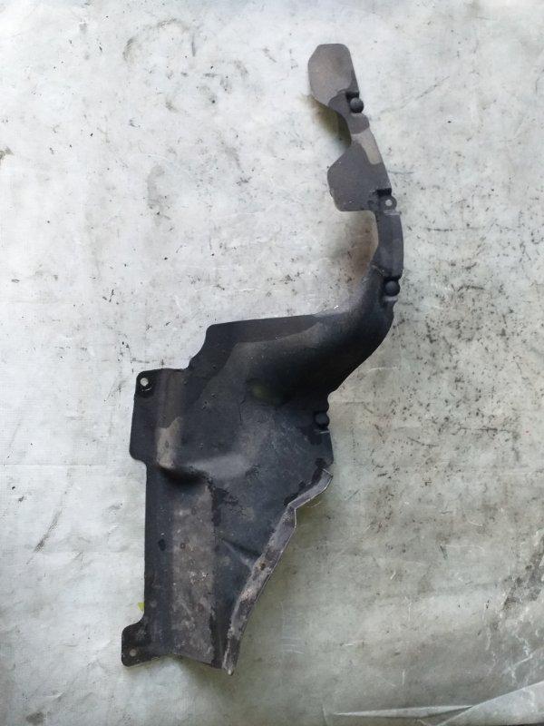 Защита двигателя Toyota Land Cruiser HDJ101 1HDFTE 2001.04 передняя левая (б/у)