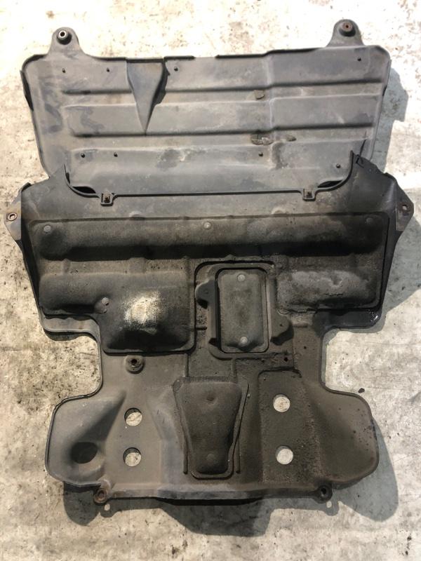 Защита двигателя Toyota Land Cruiser HDJ101 1HDFTE 2001.04 (б/у)