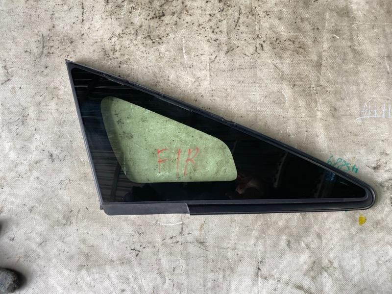 Форточка кузова Toyota Prius ZVW30 2ZR-FXE 2013 передняя правая (б/у)