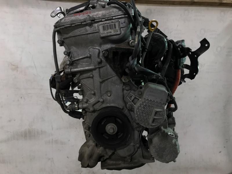 Двигатель Toyota Prius ZVW30 2ZR-FXE 2013 (б/у)