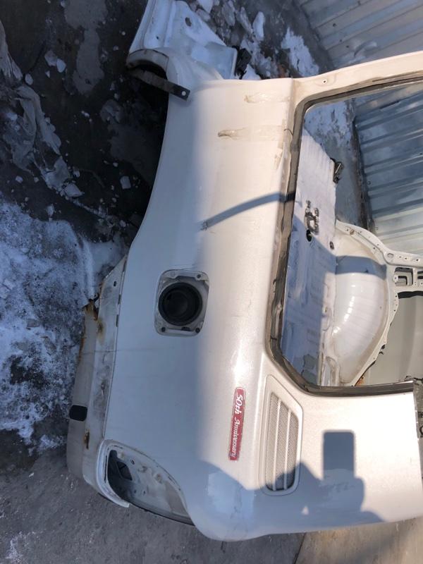 Крыло Toyota Land Cruiser HDJ101 1HDFTE 2001.04 заднее левое (б/у)