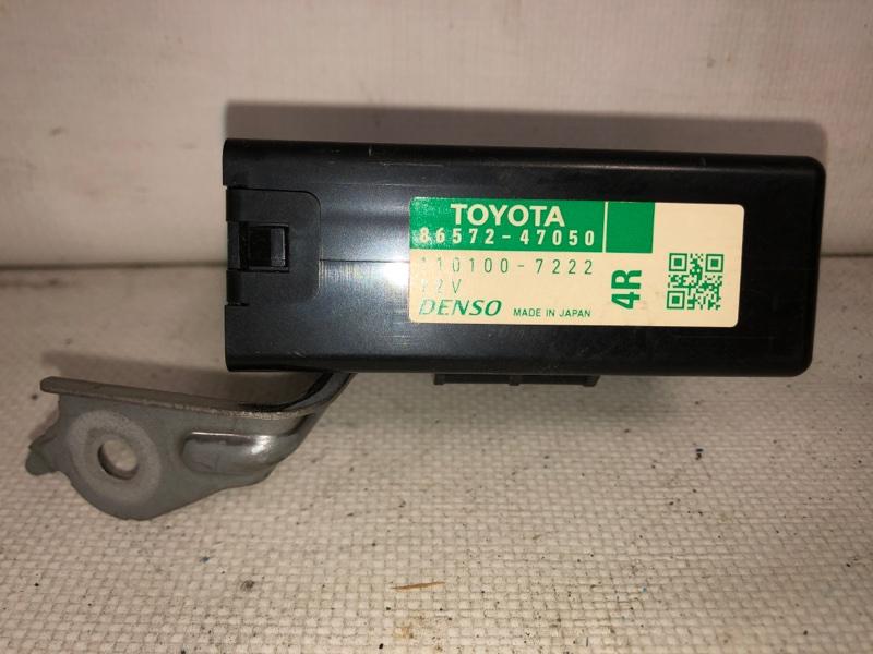 Блок управления Toyota Prius ZVW30 2ZR-FXE 2013 (б/у)