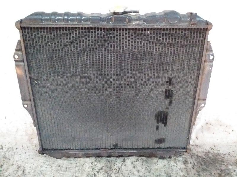 Радиатор двс Mitsubishi Pajero V45W 6G74 1997.11 (б/у)