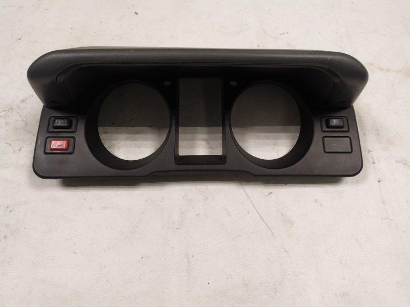 Консоль спидометра Mitsubishi Pajero V45W 6G74 1997.11 (б/у)