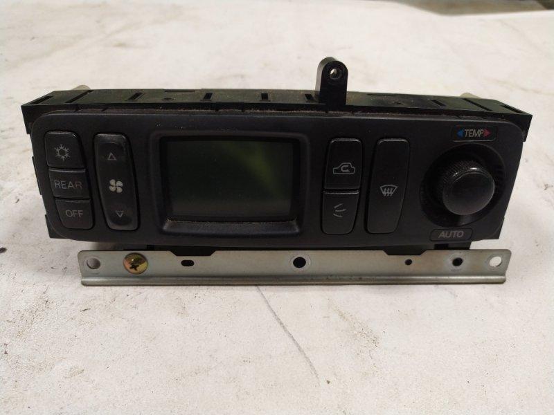 Блок управления климат-контролем Mitsubishi Pajero V45W 6G74 1997.11 (б/у)