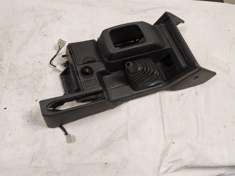 Консоль кпп Mitsubishi Pajero V45W 6G74 1997.11 (б/у)
