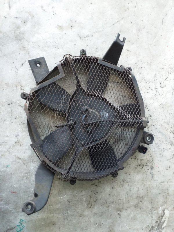 Вентилятор радиатора кондиционера Mitsubishi Pajero V45W 6G74 1997.11 (б/у)
