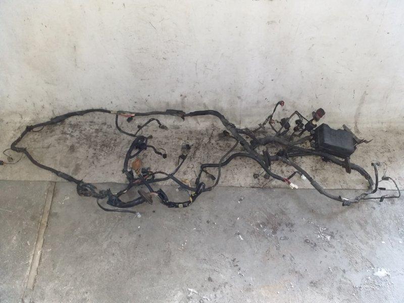 Электропроводка моторного отсека Mitsubishi Pajero V45W 6G74 1997.11 (б/у)