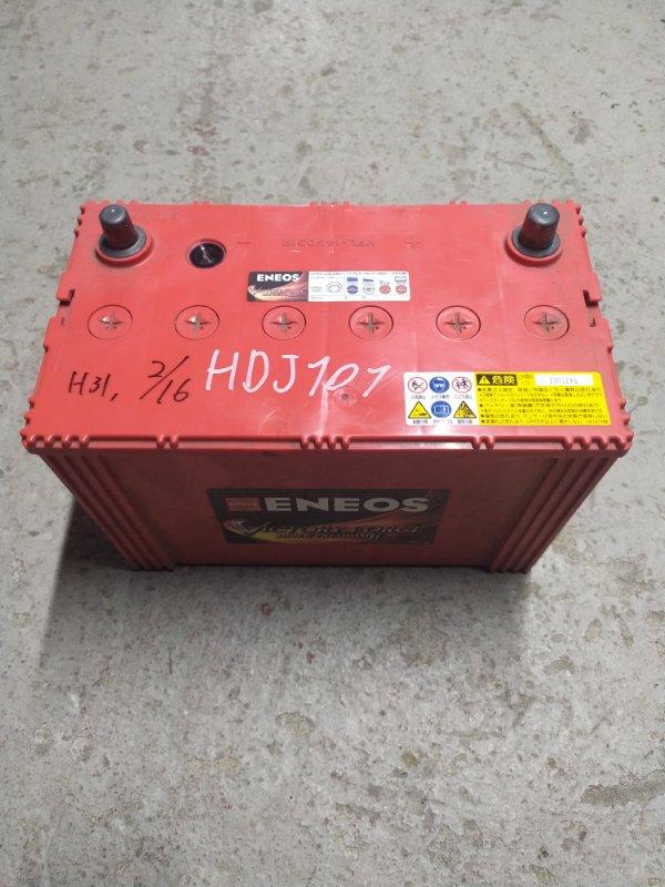 Аккумулятор Toyota Land Cruiser HDJ101 1HDFTE 2001.04 (б/у)