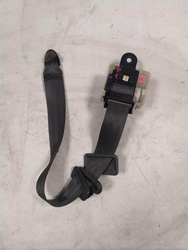 Ремень безопасности Mitsubishi Pajero V45W 6G74 1997.11 задний левый (б/у)