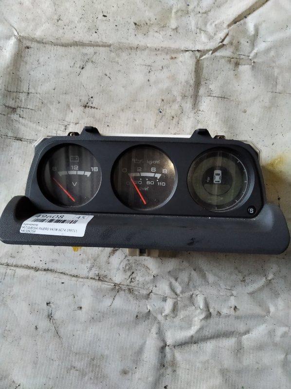 Кренометр Mitsubishi Pajero V45W 6G74 1997.11 (б/у)