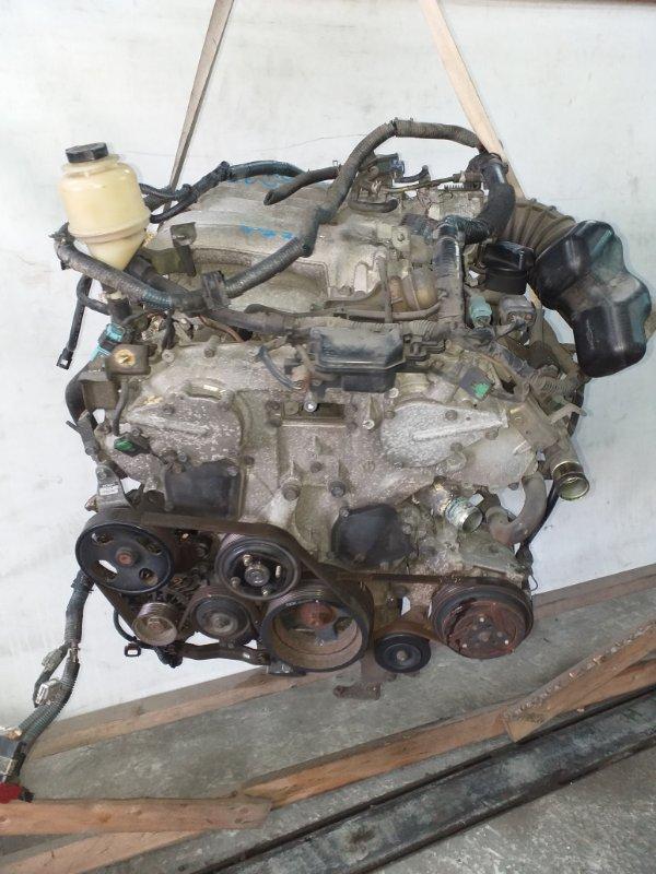 Двигатель Nissan Elgrand NE51 VQ35 02.2004 (б/у)
