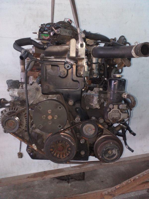 Двигатель Mitsubishi Pajero V78W 4M41 12.1999 (б/у)