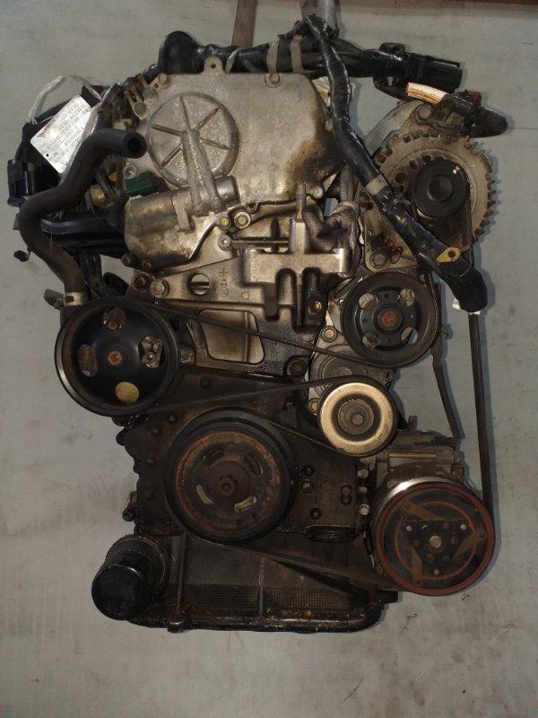 Двигатель Nissan X-Trail NT30 QR20DE 09.2005 (б/у)