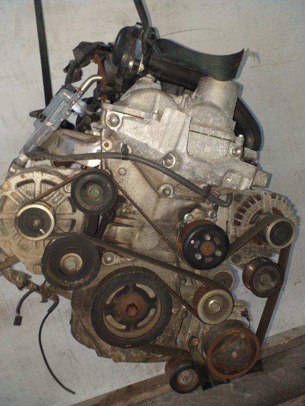Двигатель Nissan Tiida NC11 HR15DE 01.2008 (б/у)