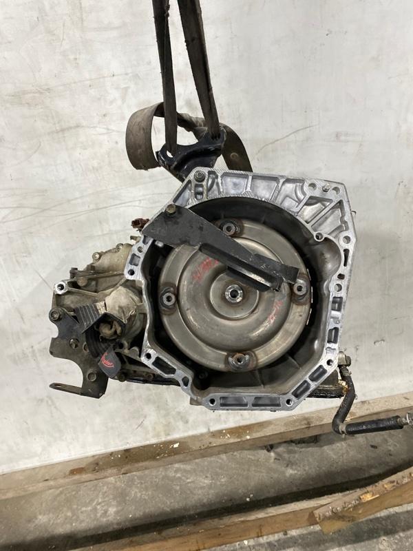 Кпп автоматическая Nissan Tiida NC11 HR15DE (б/у)