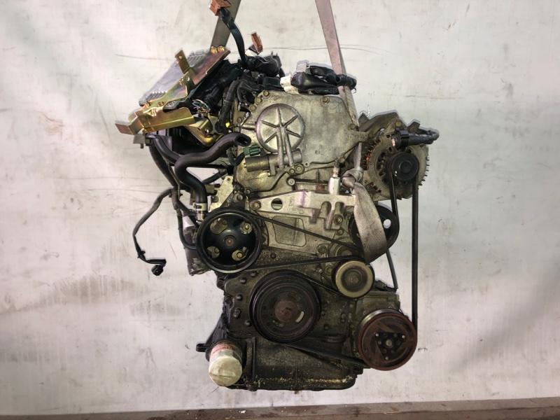 Двигатель Nissan X-Trail NT30 QR20DE 03.2004 (б/у)