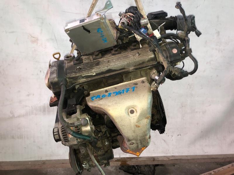 Двигатель Toyota Corolla Spacio AE115 7A-FE (б/у)