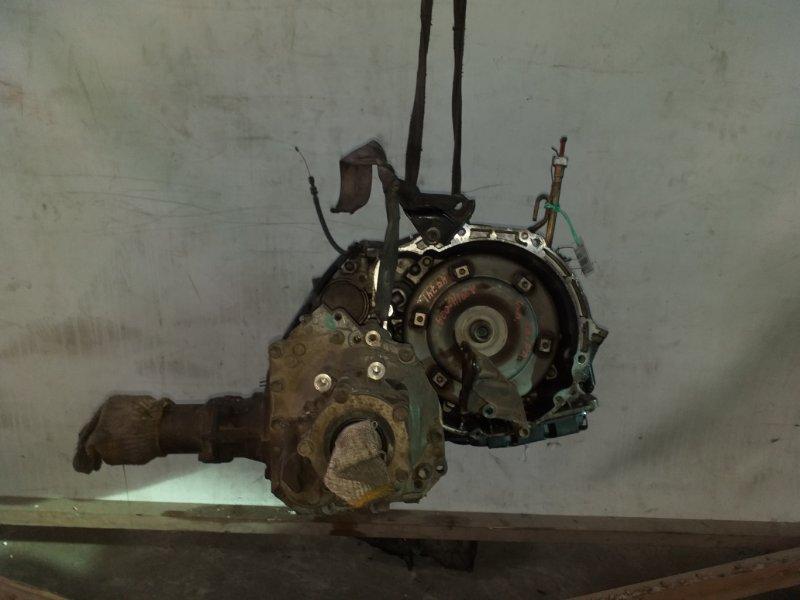 Кпп автоматическая Toyota Corolla Spacio AE115 7A-FE (б/у)