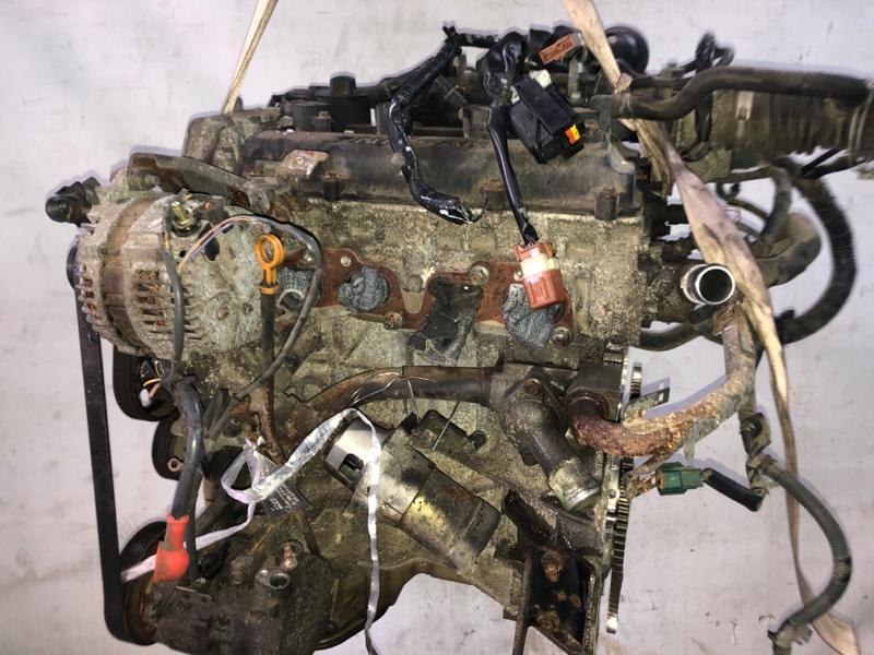 Двигатель Nissan X-Trail NT30 QR20DE 02.2004 (б/у)