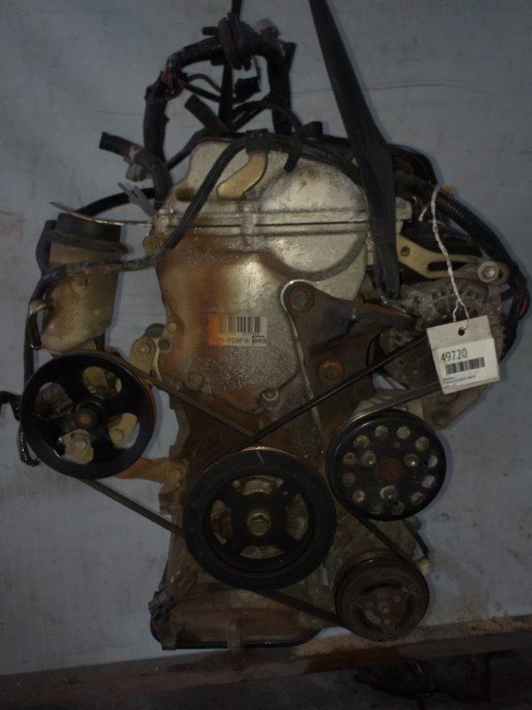 Двигатель Toyota Vitz NCP15 2NZ-FE (б/у)