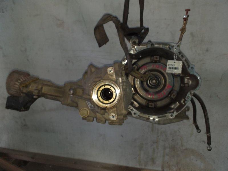 Кпп автоматическая Toyota Vitz NCP15 2NZ-FE (б/у)