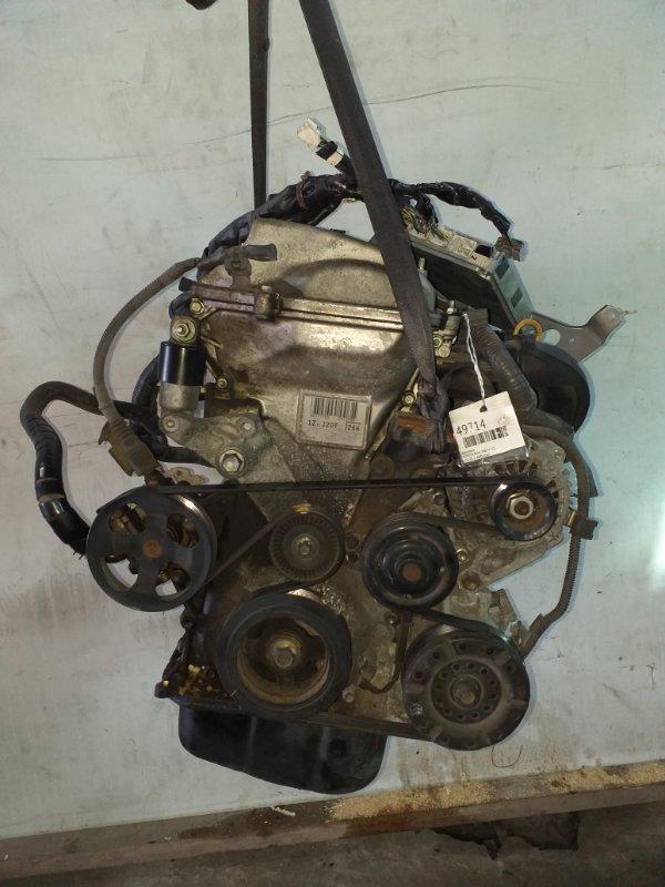 Двигатель Toyota Wish ZNE14 1ZZ (б/у)